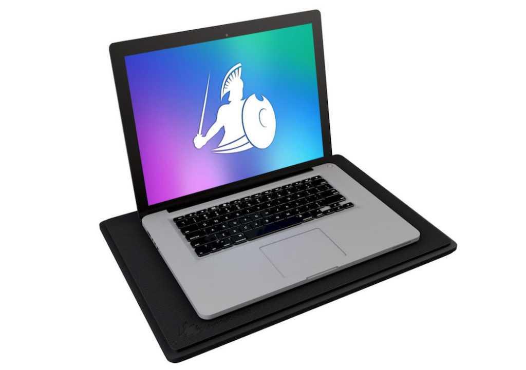 Antistraling laptoppad