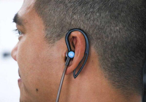 anti straling headset