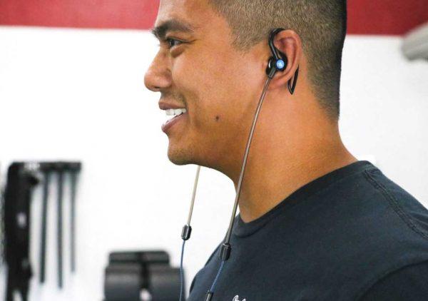 Stralingsvrije headset